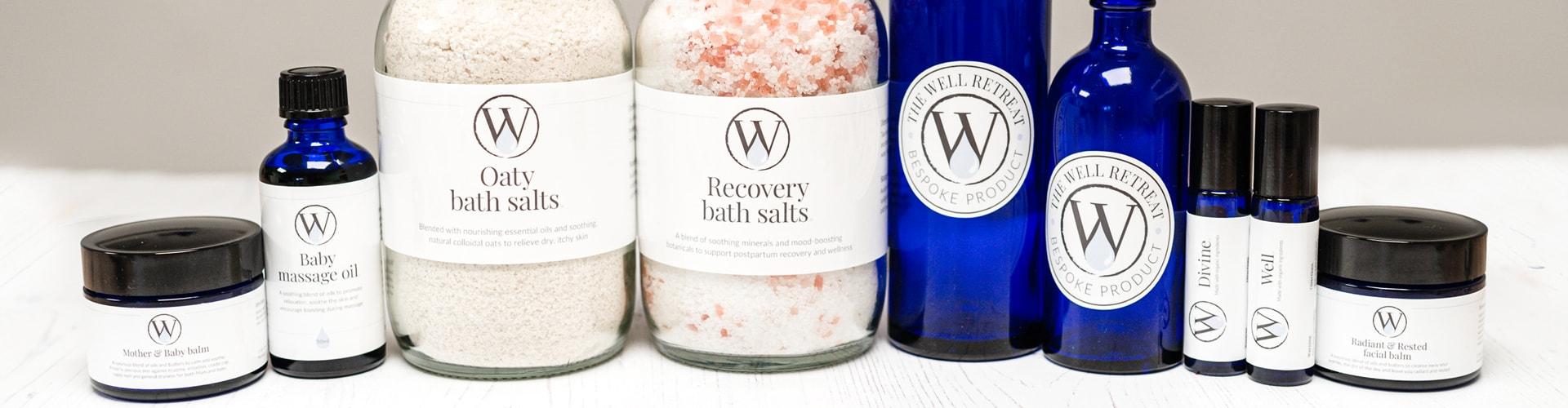 Aromatherapy products Brackley