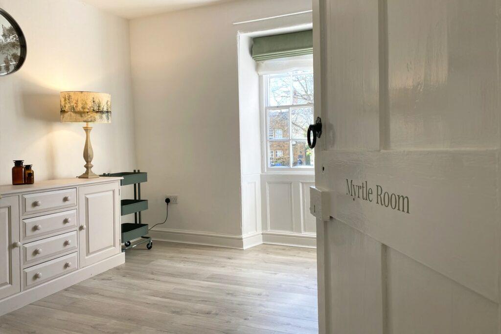 Myrtle room