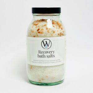 Recovery bath salts