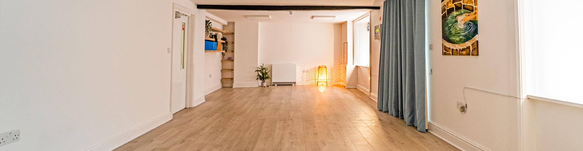 Wellbeing studio in Brackley