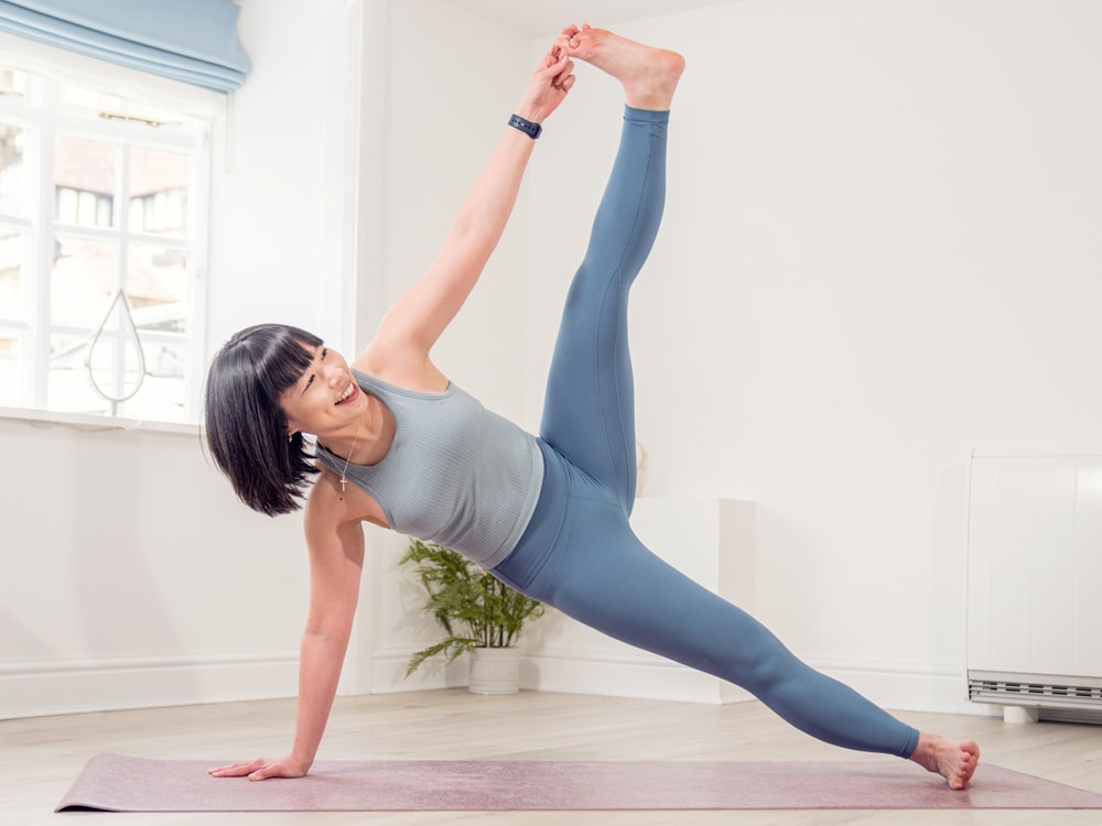 Yoga classes in Brackley